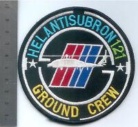 PARCHE HELANTISUBRON 121  GROUND CREW  PATCH