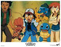 Pokemon movie poster print # 4 - 11 x 14 inches - Polemon 2000