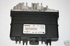 VW GOLF MK3 1.8 ABS BOSCH ENGINE CONTROL UNIT ECU 8A0 907 311 H 8AO907311H