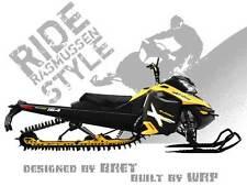 WRP Seat--Ski Doo Bret Rasmussen Low Rider 2008-18 XP/XM/XS Platform