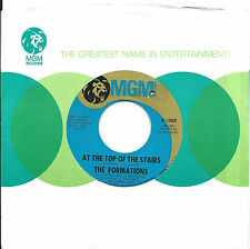 Formations:At the top of the stairs/Magic melody:USA MGM:Northern Soul