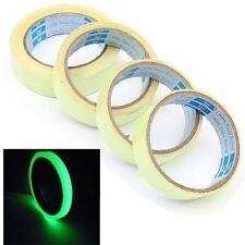 Photoluminescent Luminous Tape Self-adhesive Glowing In The Dark Tape 25mm x 3m