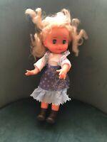 Jolie poupée  FURGA CANDY CANDY 20 CM VINTAGE DOLL BETTY BETTY
