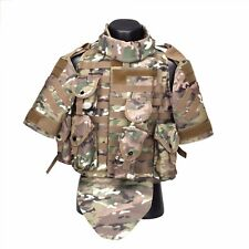 Tactical Vest Camouflage Body Armor Airsoft Combat Vest With Pouch Usmc