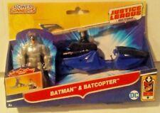 DC Comics Justice League Action Exclusive Figure Batman & Batcopter New MISB