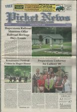PICKET NEWS Newspaper from May 2009, Hagerstown Maryland