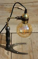 antique vintage lamp - steampunk - dieselpunk - loft - industrial
