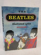 Alan Aldridge THE BEATLES ILLUSTRATED LYRICS 1999 Black Dog & Leventhal, NY