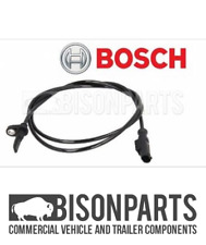 """""""FITS IVECO DAILY (2006 ON) GENUINE BOSCH FRONT ABS SPEED SENSOR FITS RH OR LH"""