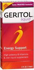 Geritol Liquid 4 oz