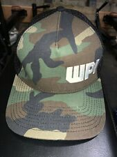 New Era 9FORTY Snapback Trucker Cap Blank Camouflage WPI