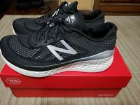 New Balance MMORBK Men's Fresh Foam More Lightweight Black/Orca Running Shoes