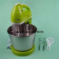 Kitchen Homemade Cakes Muffins 7 Speed Electric Stand Mixer Eggbeater 220V
