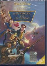 DVD NUOVO SIGILLATO il pianeta del tesoro CLASSICI W. DISNEY italiano