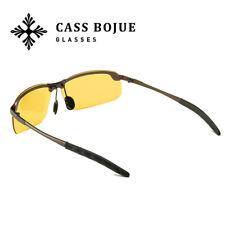 9113a26307 Nuevo Para hombres Polarizadas visión nocturna automática de Cambio de  Color Deportes Gafas de sol 3043