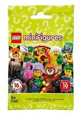 LEGO Series 19 71025 MINIFIGURES  ~ COMPLETE SET 16 MINIFIGURES ~ NEW 2019