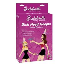 Dick Head Hoopla Ring Toss - Bachelorette Party Game Favors