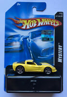 2007 Hotwheels Chevy Corvette C6 Mystery Car, MINT! Very Rare!