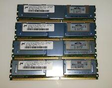 HP 2GB DDR2 PC2-5300F 667MHZ ECC FB-DIMM 398707-051 416472-001