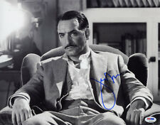 Jean Dujardin SIGNED IN PERSON 11x14 Photo George The Artist PSA/DNA AUTOGRAPHED