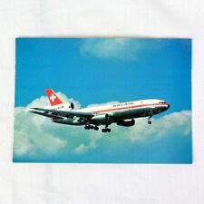Balair Airlines - DC10 - Aircraft Postcard - Top Quality