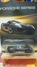 Hot Wheels Porsche Series Porsche 918 Spyder (9942)