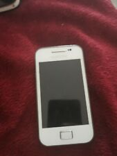Samsung Galaxy Ace GT-S5830i Pure White - UNLOCKED