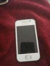 Samsung Galaxy Ace GT-S5830i Blanco Puro-Desbloqueado