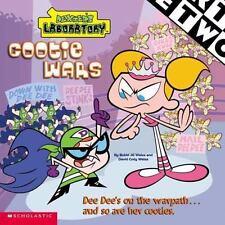 Cootie Wars (Dexter's Laboratory)-ExLibrary