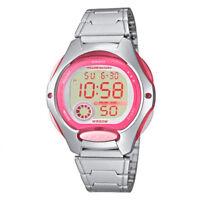 Reloj Casio para Niña LW-200D-4AVEF Rosa, Batería 10 años, **Envío 24h Gratis**