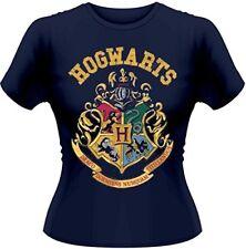 Harry Potter Ladies T-shirt Hogwarts Crest Size S PHD Merchandise shirts