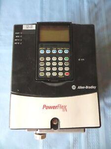Allen-Bradley PowerFlex 70  20AD5P0A0AYNNNC0 Series A   AC Drive