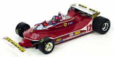 SRC 02205 FERRARI 312 T4 F1 GP MONACO 1979 #12 1/32 SLOT CAR IN DISPLAY CASE