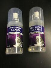 New listing Ceva Feliway Spray 60 ml Cat Feline Stress Behavior Relief Spraying 1173-2Ob