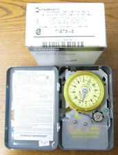 NEW NOS Intermatic T1975-8 Program Time Switch With Skipper SPDT 20A 125-480VAC