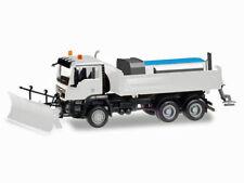 Herpa 013079 H0 LKW MiniKit MAN TGS M 6x6 Winterdienstfahrzeug