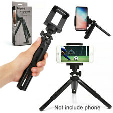 Handheld Tripod Cellphone Holder For iPhone Samsung S10 Huawei Xiaomi Mate