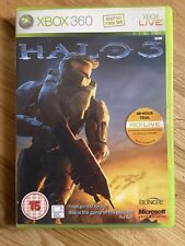 Halo 3 Microsoft Xbox 360 Game Complete With Manual
