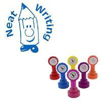 X11916 Neat Writing - Self inking teacher reward xstamper stamp
