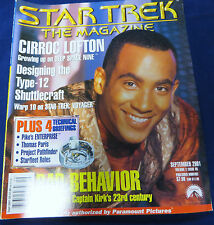 Star Trek The Magazine Deep Space Nine