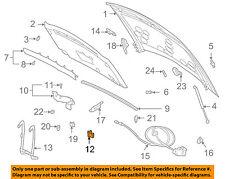 Buick GM OEM 00-05 LeSabre Hood-Lock Latch 25771737