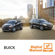 Buick - Service and Repair Manual 30 Day Online Access