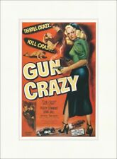 Gun Crazy with Peggy Cummins dall Dames is the female son impresiones artísticas plakatwelt 566