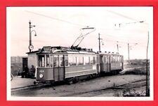 Netherlands Tram Photo ~ GVB Amsterdam: 434 & 771 - Lijn 13: Slotermeer 1958