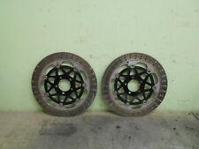 kawasaki  zxr  750L  front  discs