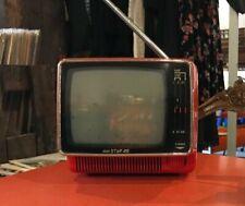 Mini télévision télé portable - star 416 - 80's URSS - Soviet Design