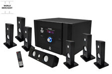 New listing Best Whole Home Theater System Sound Surround Bundle Kit Bluetooth 7.1 Ch 500W