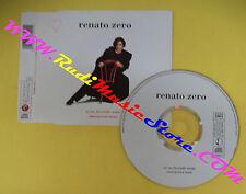 CD Singolo Renato Zero Si Sta Facendo Notte/Emergenza Noia 6673241000 no lp(S31)