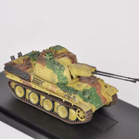 Dragon WWII War Figure Tank Zwilling Flakpanzer Western Front Armor Model 1:72