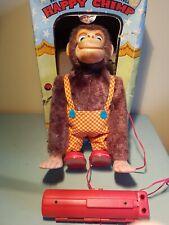 Japan Tin Battery Operated Monkey